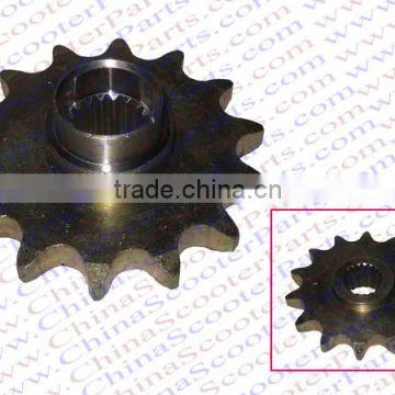 14t 530 Front Sprocket 19 Spline Reverse Gear Box Kazuma