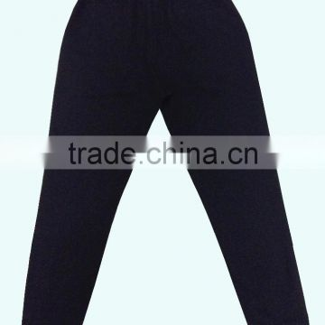 Made in China womens cotton spandex sport wear trousers baggy jersey pants