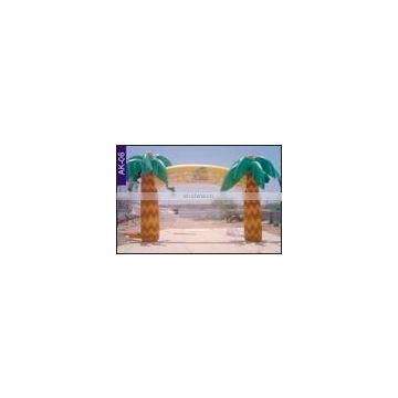 Coconut Tree Inflatable Arches