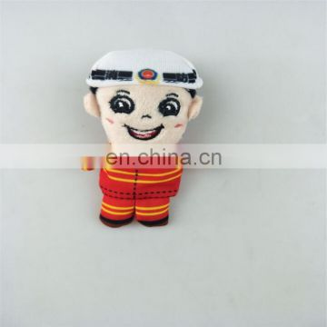 wholesale custom creative character plush baby finger puppet