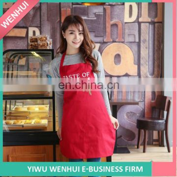 FACTORY DIRECTLY trendy style geometric kitchen apron for sale