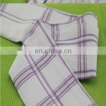 waffle dish cloth tea towel 100% cotton