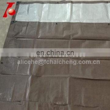 Heavy Duty High Density Polyethylene HDPE Temporary Road Mats Tarpaulin