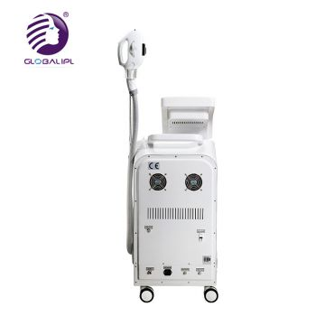 E-Light Opt Ipl Shr Rf Nd Yag Laser 3 In 1 Multifunction Hair Removal Tattoo Removal Beauty Machine Salon Supplies