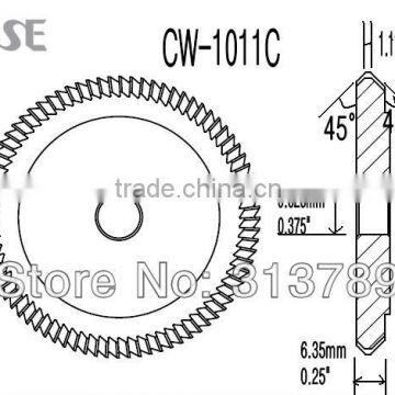 Cw1011c Carbide Key Milling Cutters For Hpc Blitzswitch Blitz