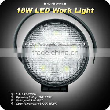 RH Headlamp Polaris LED