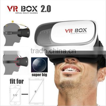 VR box 3d virtual reality glasses to see 3d movies by phones
