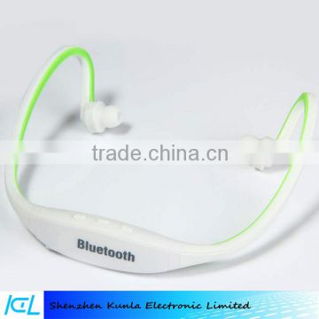 2015 high quality bluetooth wireless headset s9, bluetooth headphone active, for all smartphone and music player
