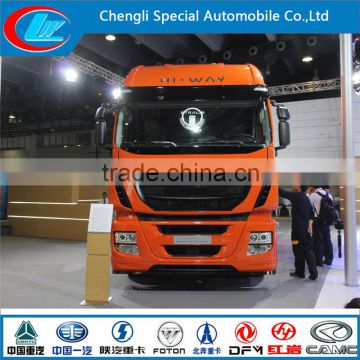 Hot selling mower machine,china exported ford industrial tractor parts,euro 3 IVECO 6*4 cheap farm tractors
