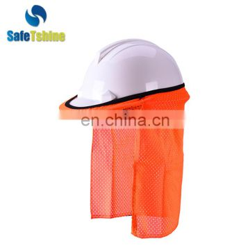 newly designed reflect light hat with neck cover