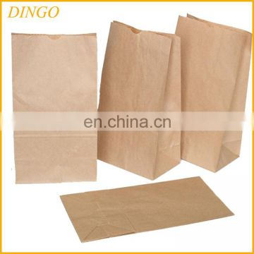 taking away food paper bag kraft paper bag for food