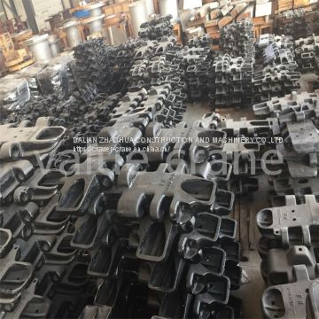 FUWA QUY70A track shoe track pad for crawler crane  FUWA QUY50