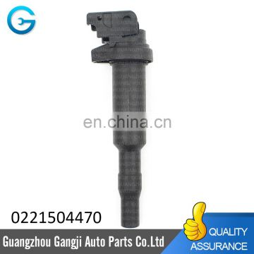 Boschs Ignition Coil Single 0221504470 for BMW and Mini Applications
