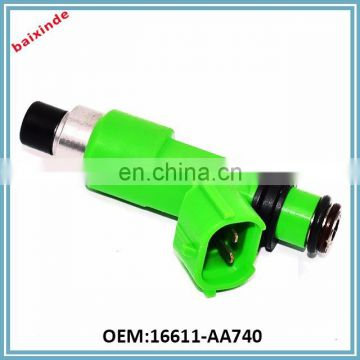 FOR SUBARUs 08-14 Tribeca Fuel Injector OEM 16611-AA740 16611AA740
