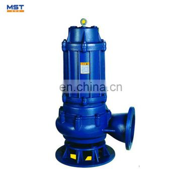 Sewage Submersible Pump 5.5kw 3 phase Motor 20hp electric motor