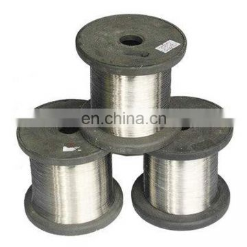 Factory supplier scourer raw material 0.13mm Galvanized steel / iron wire