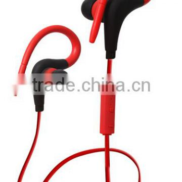 Amazing noise cancelling sports bluetooth 4.1 wireless earphone headphone earphone with self timer