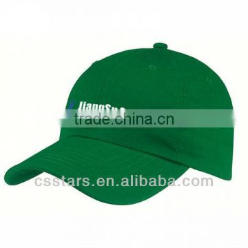 Green 6-Panel Front Runner Cap