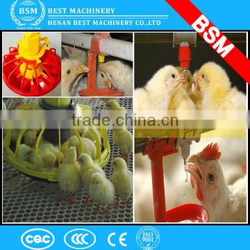 Kenya good qualitypoultry equipments ground flooring rearing for
