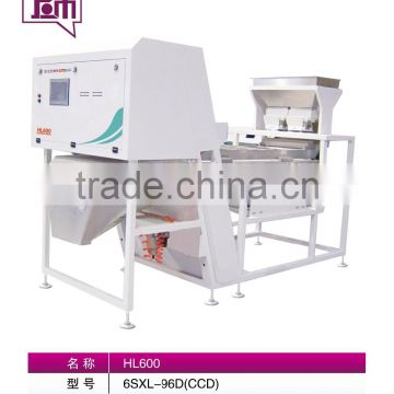 Hons+ Hefei high capacity CCD belt color sorter from China manufacturer