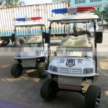 4 Seater TOP Utility Golf Cart, Off Road Electric Utility Vehicle On Sale! | CE Certified | AX-C4