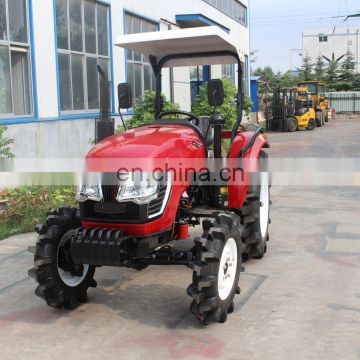 Mini tractor 40hp with post hole digger