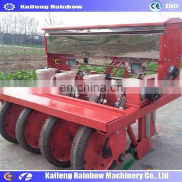 Automatic Electrical Vegetable Seed Planting Machine seed planter for sale /row vegetable seed planter/cabbage planting machine