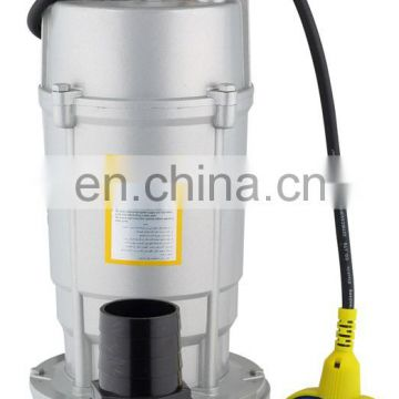 QDX series electric 220v 0.75hp submersible irrigation water pump