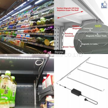 Cabinet Led Strips Shop Shelving Shop Fittings Steel Shelving lights