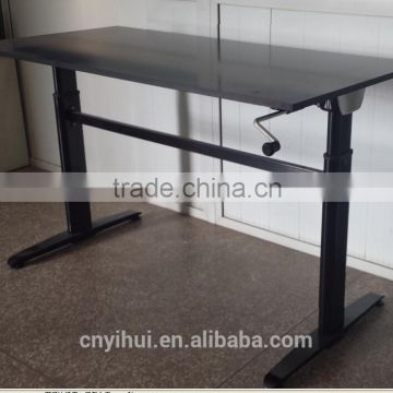 Aluminum Edge Banding For Metal Table Furniture Rubber
