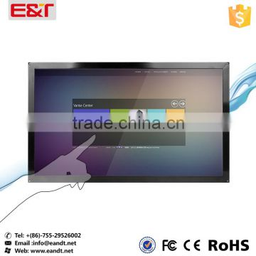 "70"" USB interface IR touch screen frame waterproof/anti-glare infrared touch panel for kiosk/digital signage/vending machine"