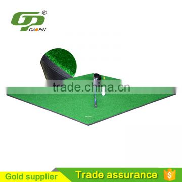 1.5m*1.5m*32mm Standard golf swing mat artificial grass mat