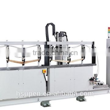 CNC computer based mortising machine