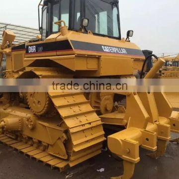 Used CAT D6R LGP Track Bulldozer With Ripper /Caterpillar D5 D6H D6