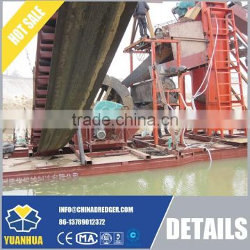 Excavating Gold Dredger