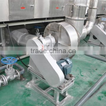 Cherry Multiple layer continuous type mesh belt dryer