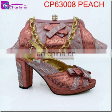 italian ladies shoes and matching bags CP63008