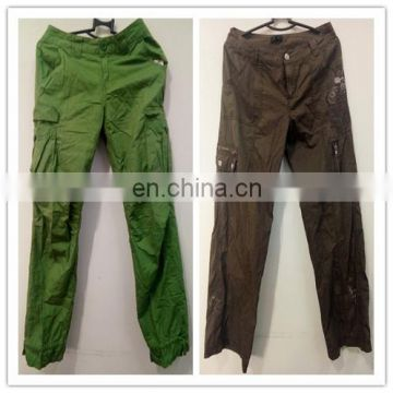 Second hand Casual Trousers Shorts Men Sports Pants training trousers