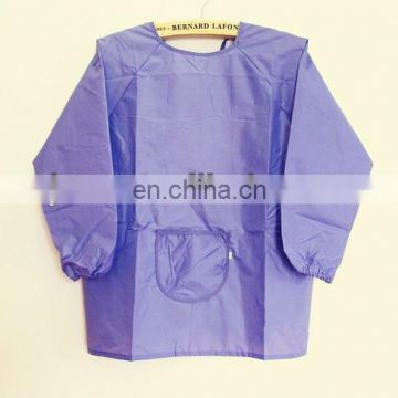 kids apron with long sleeves wholesale