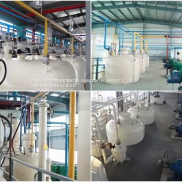 Wheat Germ Oil Subcritical Extraction Complete Equipment