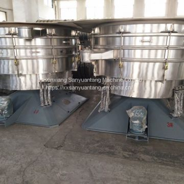 China good quality tumbler sieve machine