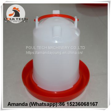 Namibia Wholesale Poultry Farming Plastic Chicken Drinker & Chicken Waterer & Day Old Chick Drinker & Baby Chick Drinker for Chicken Floor Raising System