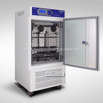 LCD screen constant temperature and humidity incubator manufacturers direct sales, stainless steel liner imported materials