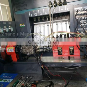 CR918  New All In One Line Multifunctional Common Rail Diesel Fuel Injector&Pump Testing Equipment