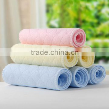 2014 new arrival cheapest eco-friendly baby cotton diaper,Three layers of sleepy baby diapers