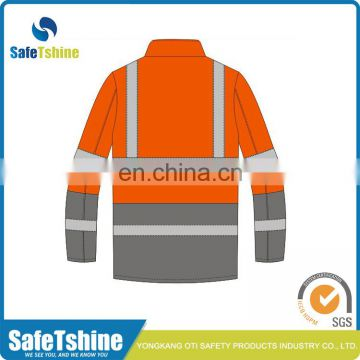 Hot selling cheap custom safety reflective jackets