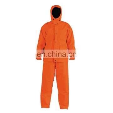 orange mens winter coveralls work wear Reflective Safety Coveralls