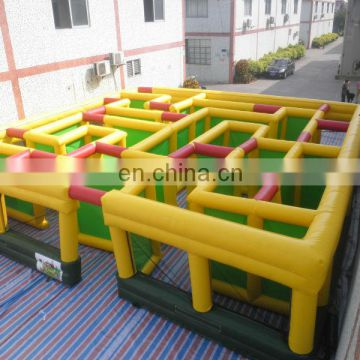 China great inflatable maze/inflatable labyrinth maze