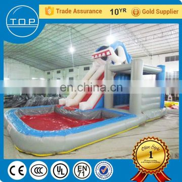 Plato largest giant inflatable water slide adult for kids