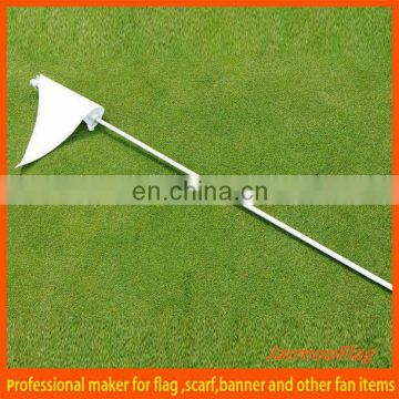 stick custom public course flag